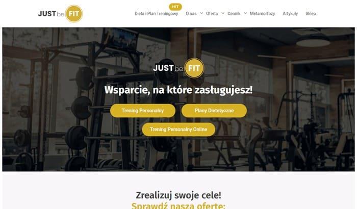 projekt WebProDesign.pl